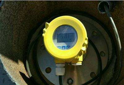 雷达料位计在水泥行业使用